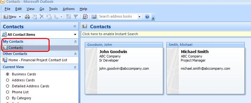how to create a group contact list in outlook express