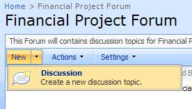 What is Discussion Board and How to create Discussion Board
